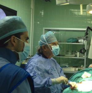 Ricky Rossello cirugia