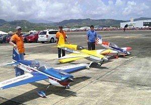 Air Show avion