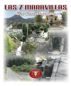 SIETE MARAVILLAS San Lorenzo