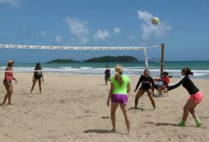 volibol de playa