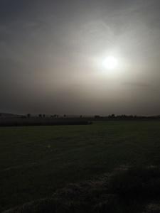Polvo Sahara
