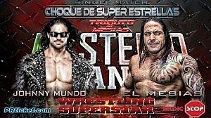 WWE en Mysteriomania