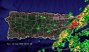 Imagen Radar. www.weatherpr.com