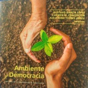 Libro ambiente y democracia