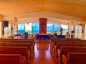 capilla playa guayanes