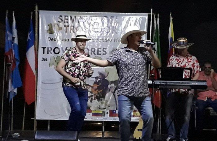 Trovadores de Colombia